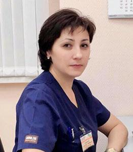 Хамитова Альбина Ренатовна