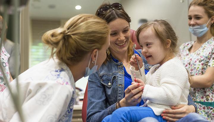 ребенок инвалид лечение зубов