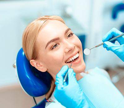 чистка стоматология фото
