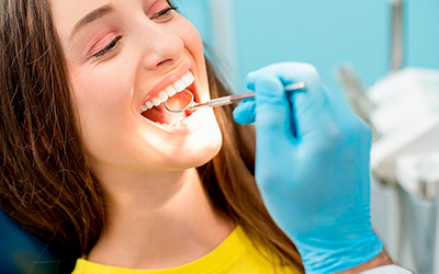 укрепление эмали зубов фото