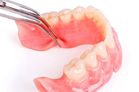 материал для зубных протезов съемных фото